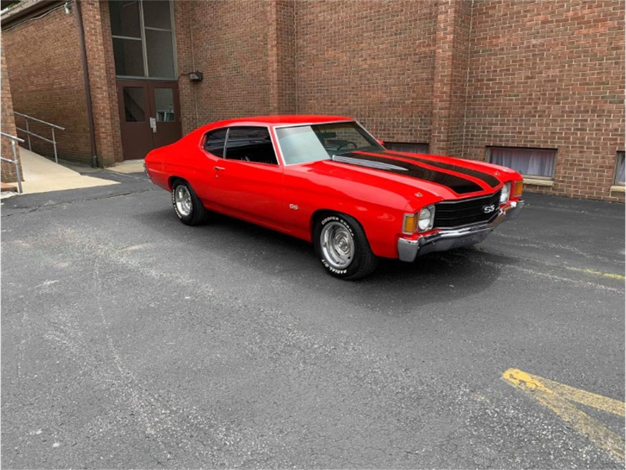 Large Picture of '72 Chevelle - QCWE