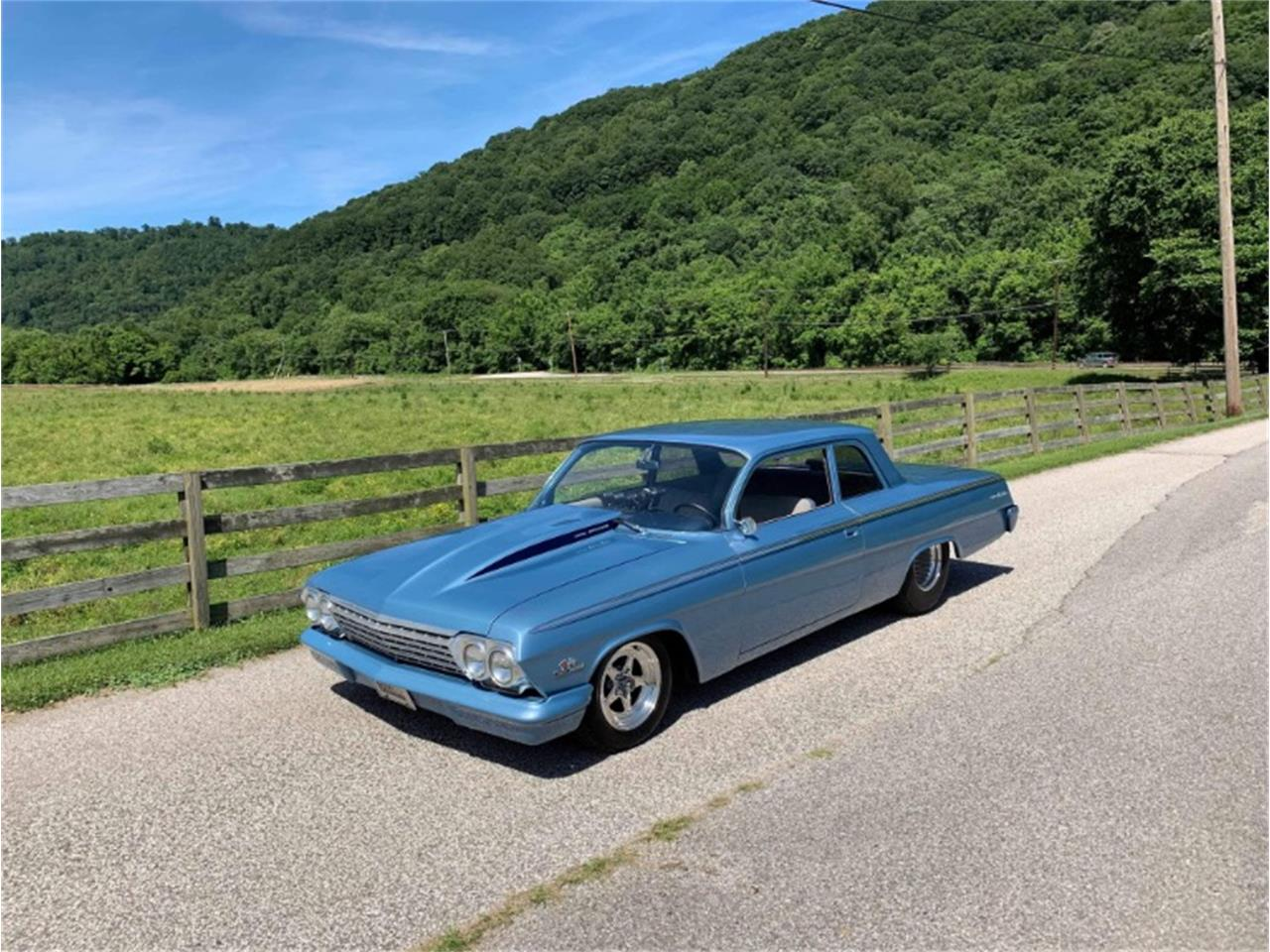 Large Picture of '62 Bel Air - QCWG