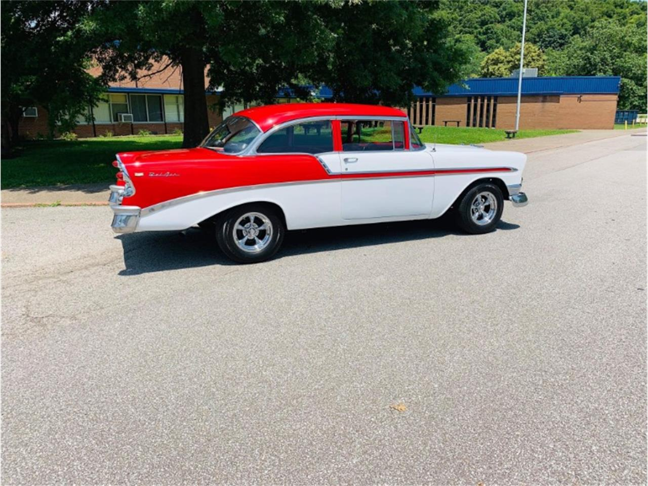 Large Picture of '56 Bel Air - QCWH