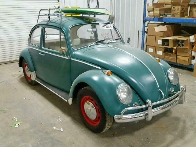 Picture of '66 Beetle - Q642