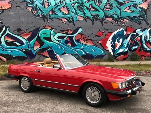 Picture of 1988 Mercedes-Benz 560SL located in Los Angeles California - $42,750.00 - Q643