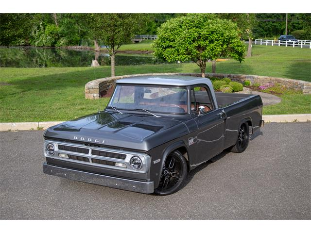 Picture of 1970 Dodge D100 located in Uncasville Connecticut Auction Vehicle - QCWU