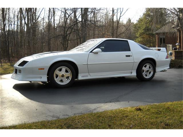 Picture of '91 Chevrolet Camaro Z28 Auction Vehicle - QCWY