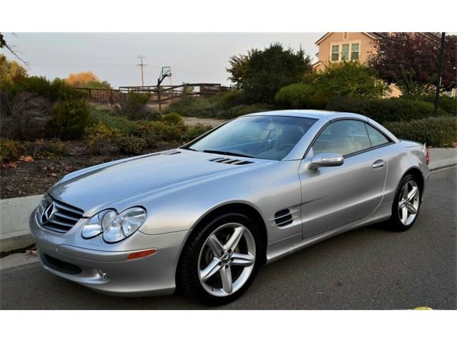 Picture of '04 SL500 - QCX2