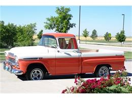 Picture of Classic '59 Apache located in Uncasville Connecticut Auction Vehicle Offered by Barrett-Jackson - QCX3