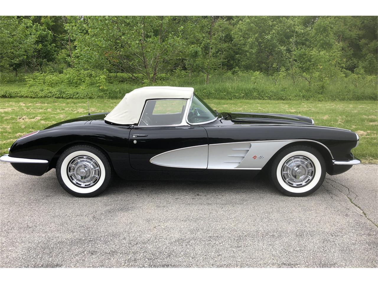 Large Picture of '60 Corvette - QCX8