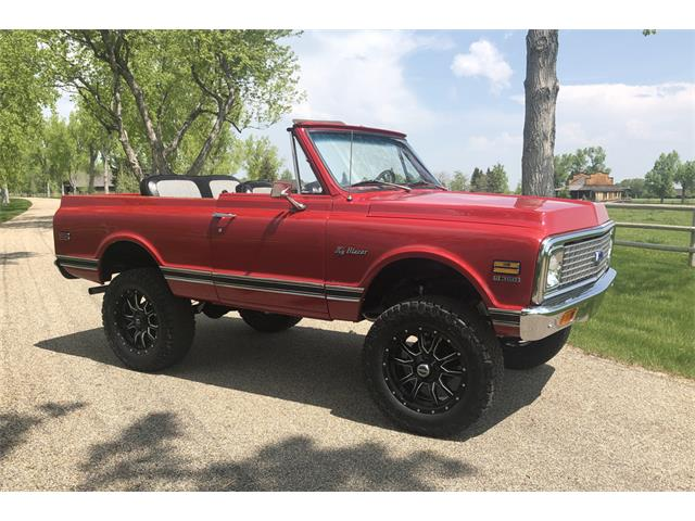 Picture of 1972 Blazer located in Connecticut Auction Vehicle - QCX9