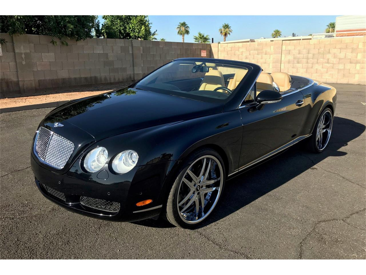Large Picture of 2007 Continental GTC located in Connecticut - QCXB