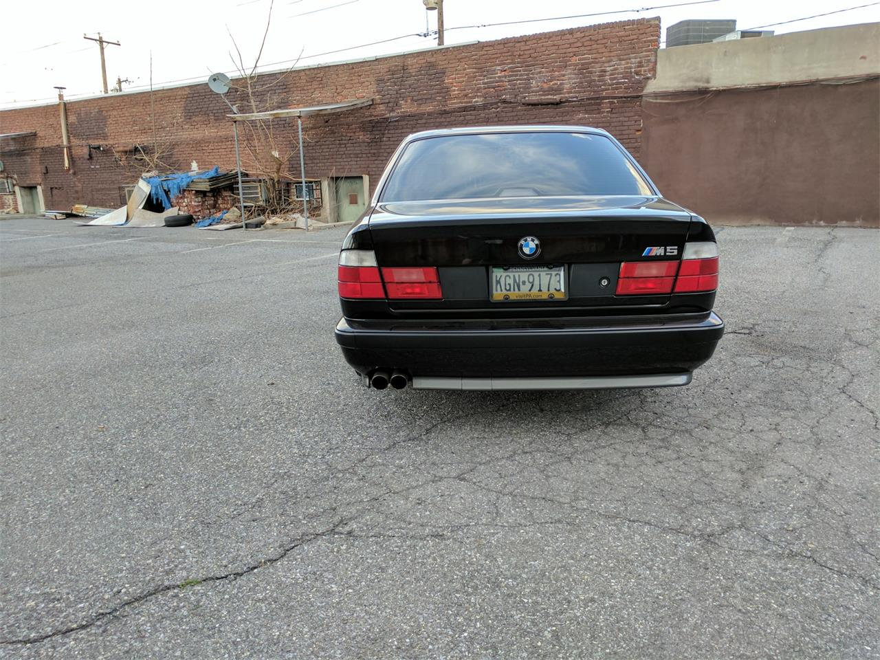 Large Picture of '91 M5 - QCXC