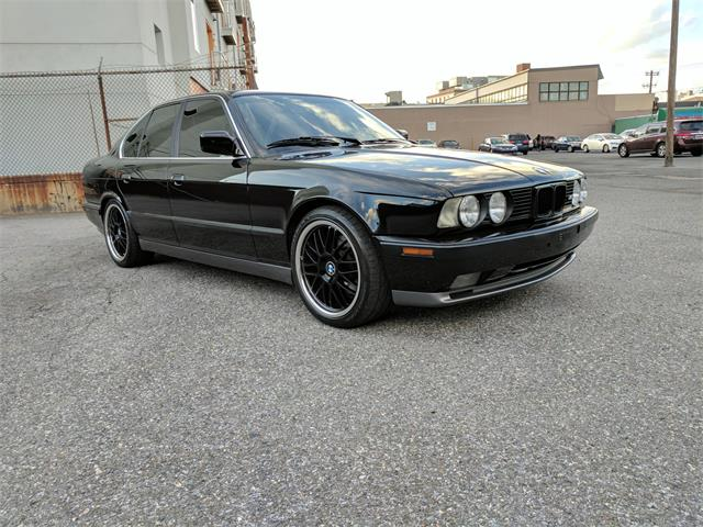 Picture of '91 M5 located in Philadelphia Pennsylvania Auction Vehicle - QCXC