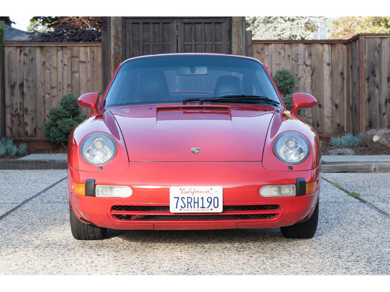 Large Picture of '95 911 Carrera - QCYF