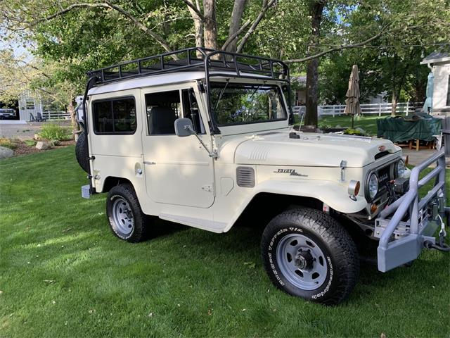 Picture of '67 Land Cruiser FJ40 - QCYH