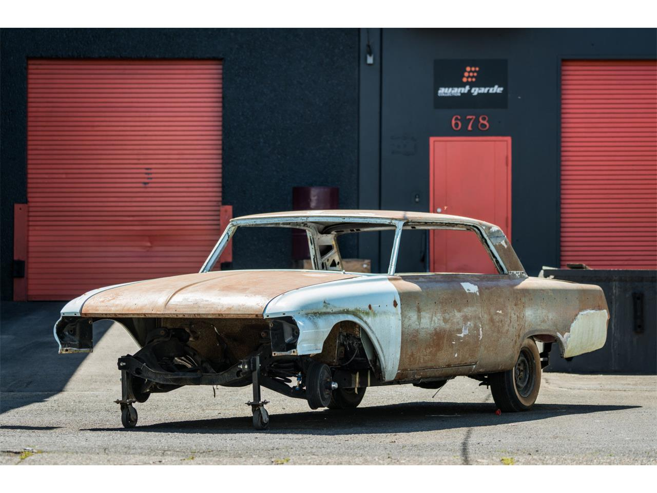 Large Picture of '62 Galaxie 500 - QCYO