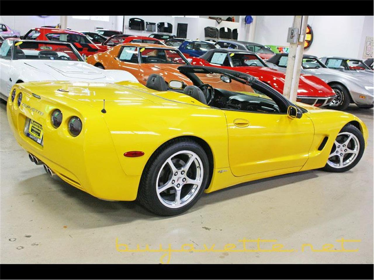Large Picture of '00 Corvette - QCYU