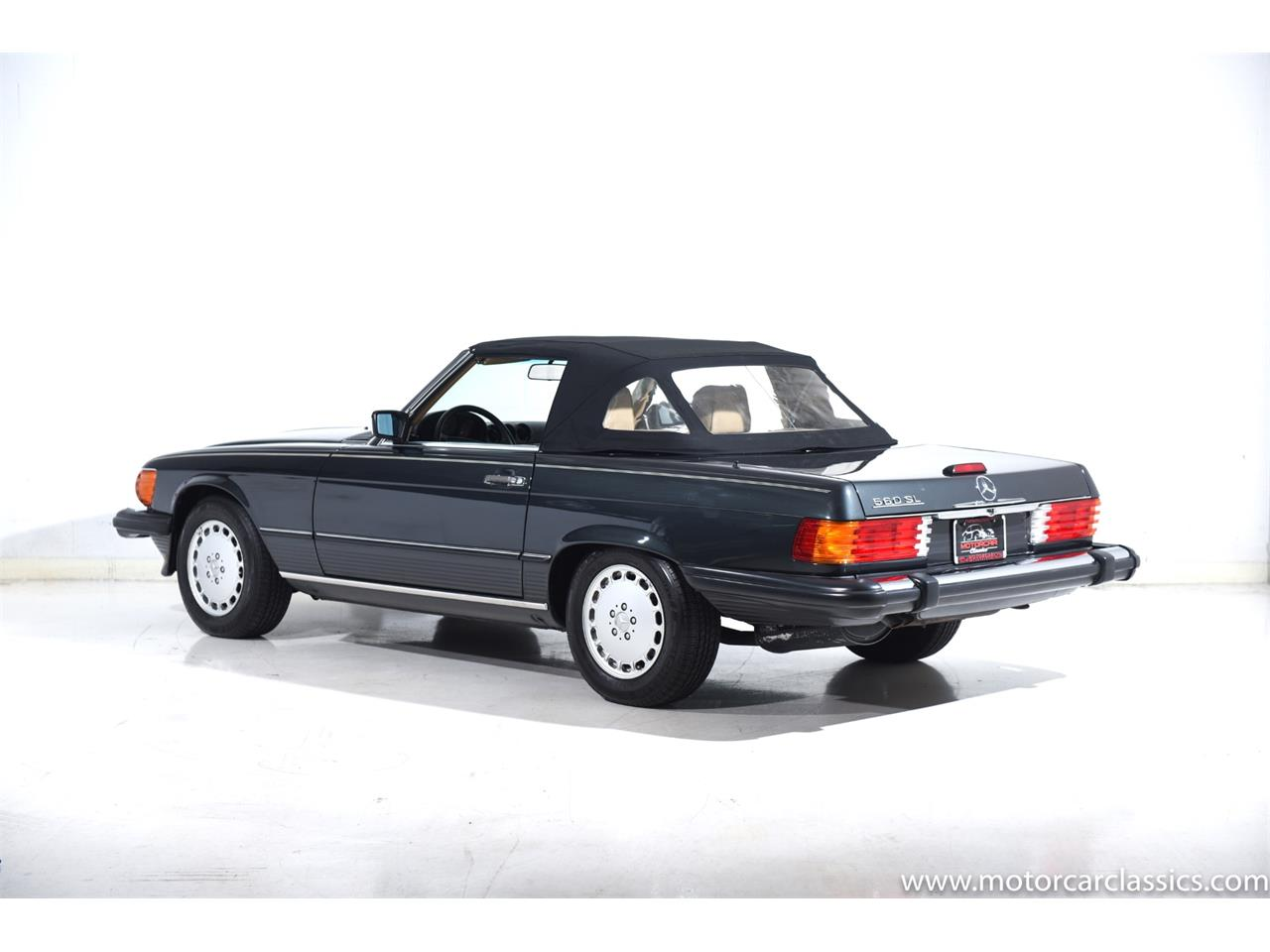 Large Picture of 1989 Mercedes-Benz 560 - $74,900.00 Offered by Motorcar Classics - QCYV