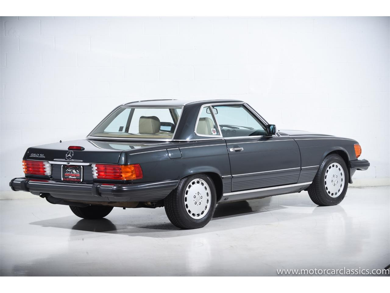 Large Picture of 1989 Mercedes-Benz 560 - QCYV