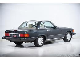 Picture of 1989 Mercedes-Benz 560 Offered by Motorcar Classics - QCYV
