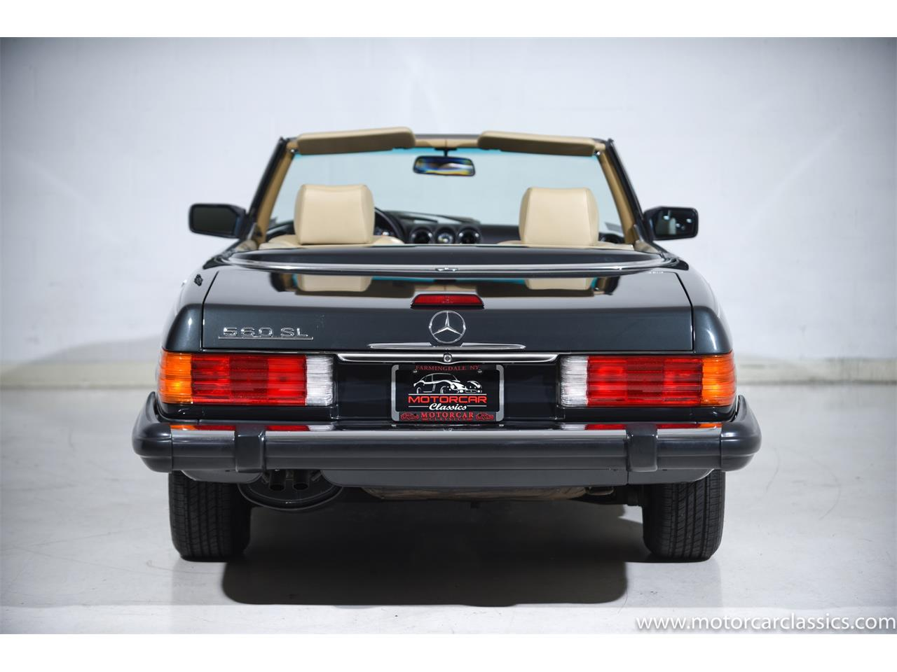 Large Picture of '89 560 located in Farmingdale New York - $74,900.00 Offered by Motorcar Classics - QCYV