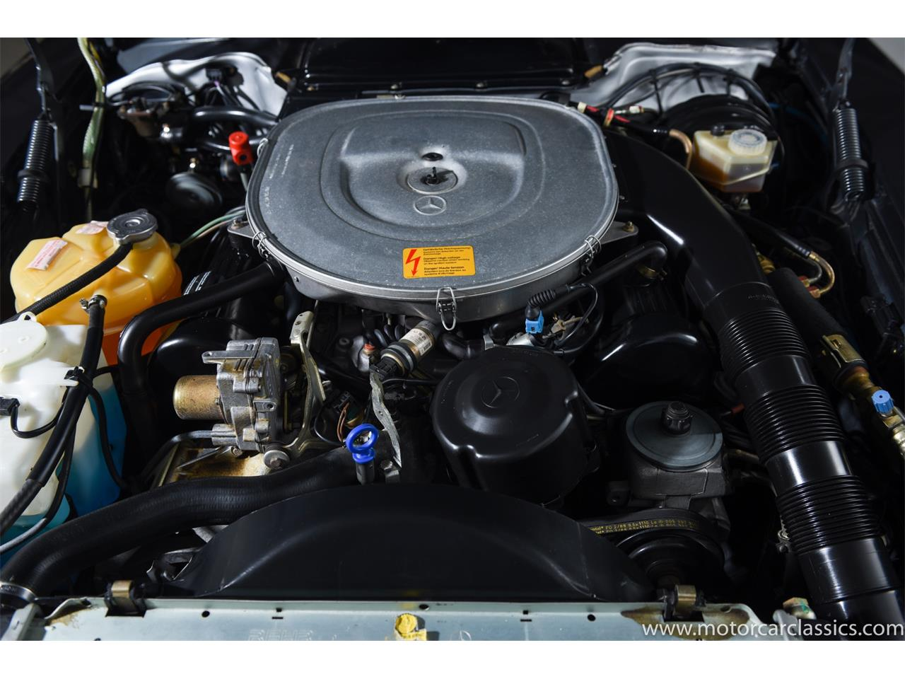 Large Picture of '89 560 located in New York - $74,900.00 Offered by Motorcar Classics - QCYV