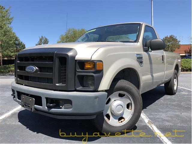 2008 Ford F350