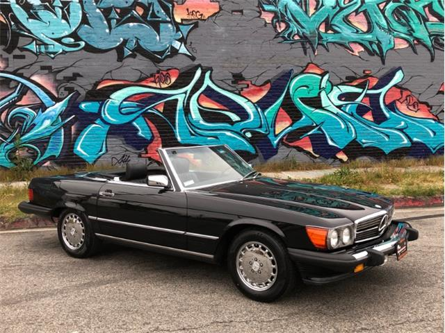 Picture of 1988 560SL located in Los Angeles California - $24,750.00 - Q64B
