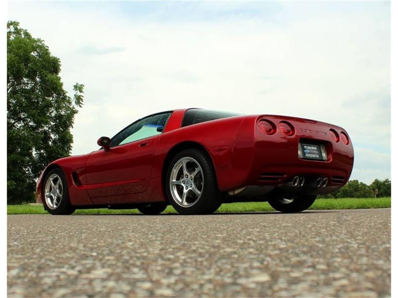 Large Picture of '04 Chevrolet Corvette located in Clearwater Florida - $13,900.00 Offered by PJ's Auto World - QCZ4