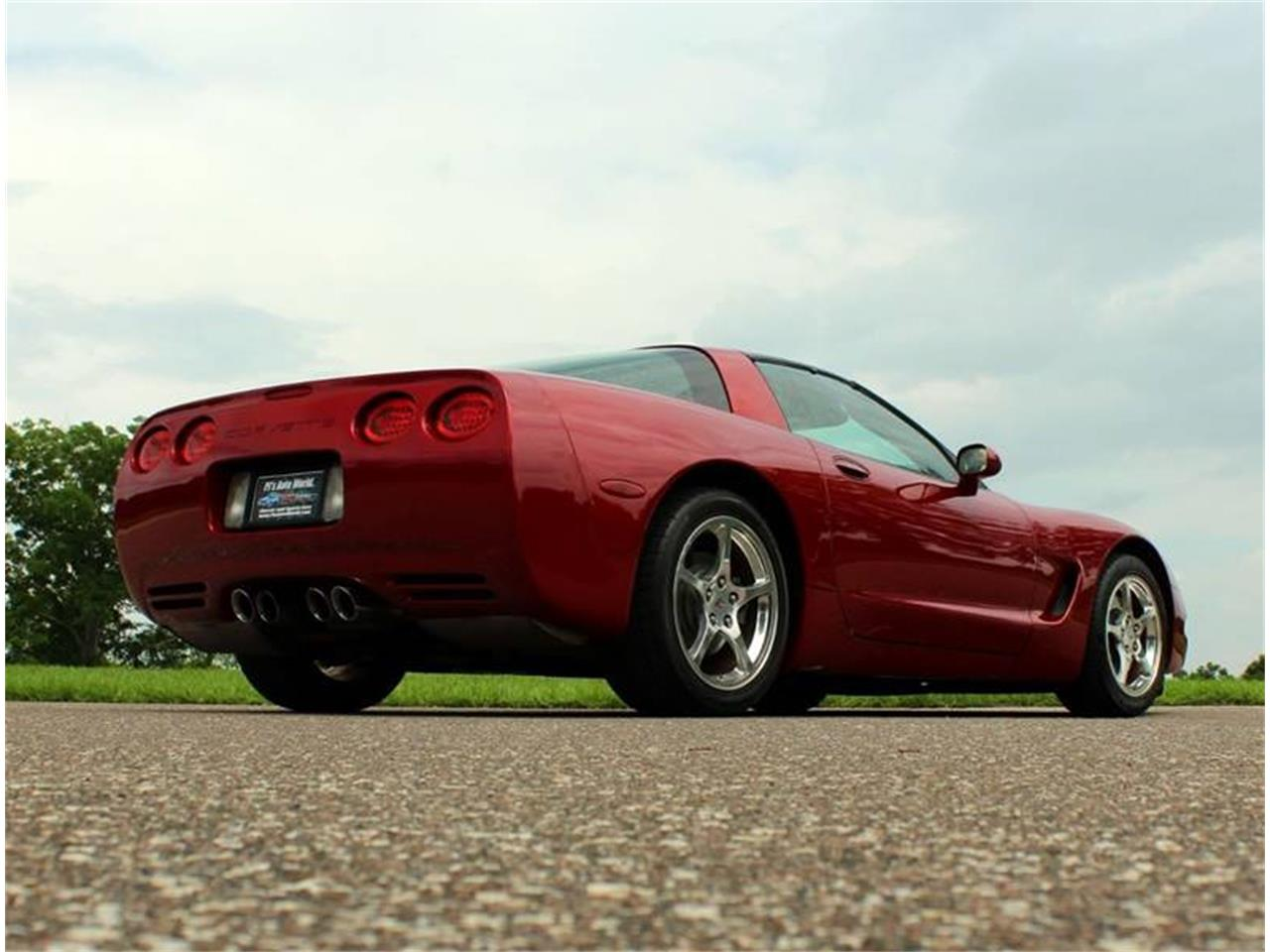 Large Picture of 2004 Corvette located in Florida - QCZ4