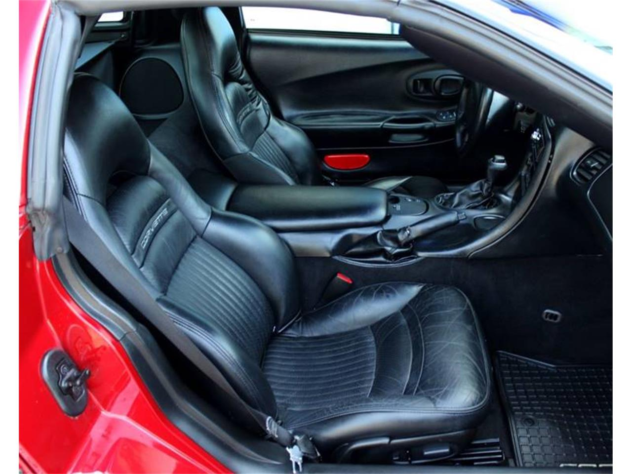 Large Picture of 2004 Chevrolet Corvette Offered by PJ's Auto World - QCZ4