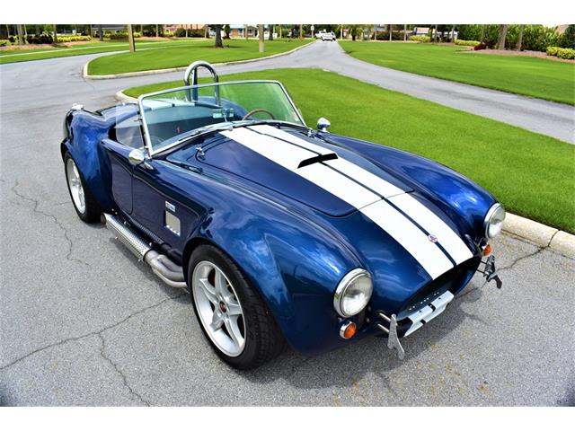Picture of 1965 Factory Five Cobra located in Florida Auction Vehicle - QCZ8