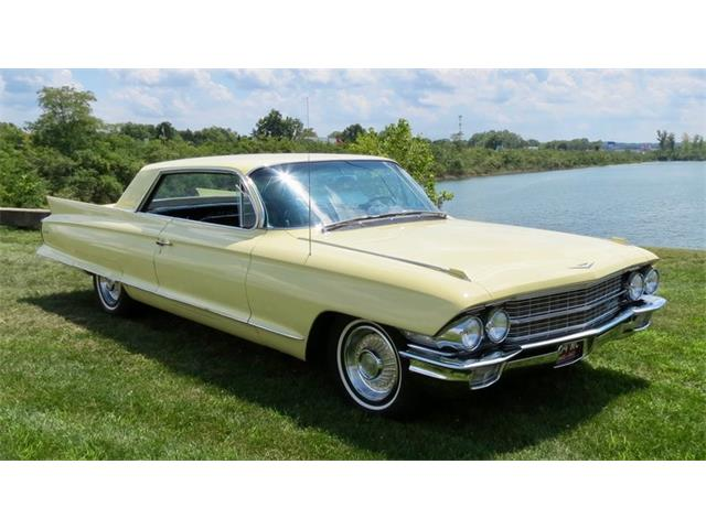 1962 Cadillac Coupe
