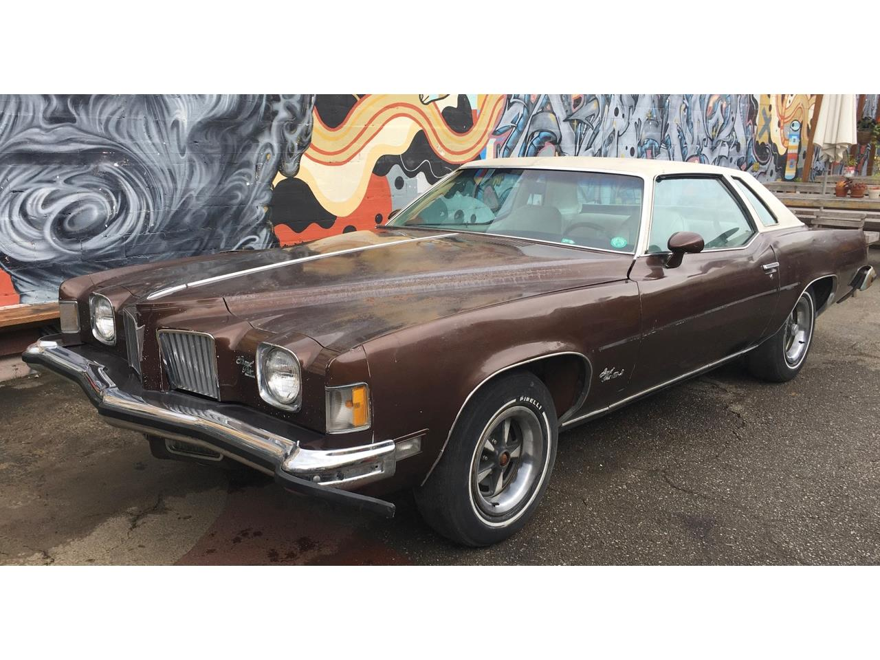 Large Picture of Classic '73 Pontiac Grand Prix located in oakland California - $3,900.00 Offered by Classic Cars West - Q5FN