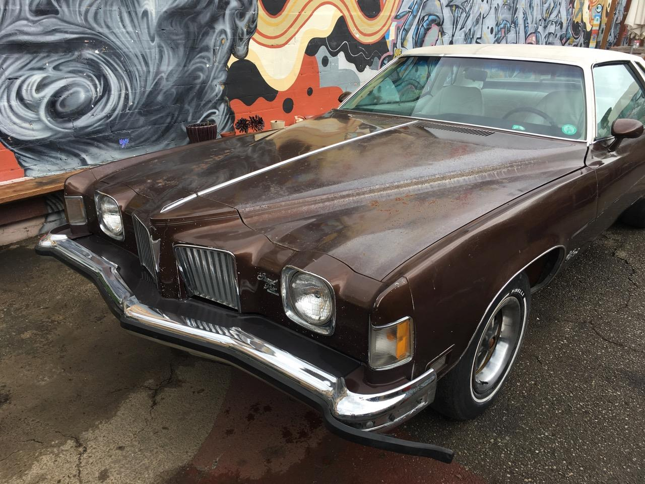 Large Picture of '73 Pontiac Grand Prix located in California - $3,900.00 Offered by Classic Cars West - Q5FN