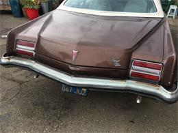 Picture of Classic 1973 Pontiac Grand Prix located in oakland California - $3,900.00 Offered by Classic Cars West - Q5FN
