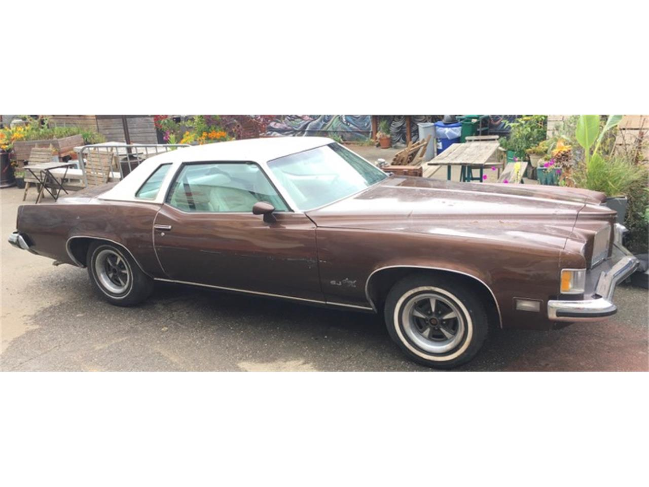 Large Picture of Classic '73 Pontiac Grand Prix located in California Offered by Classic Cars West - Q5FN