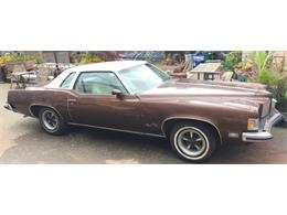 Picture of Classic '73 Pontiac Grand Prix located in oakland California - $3,900.00 Offered by Classic Cars West - Q5FN