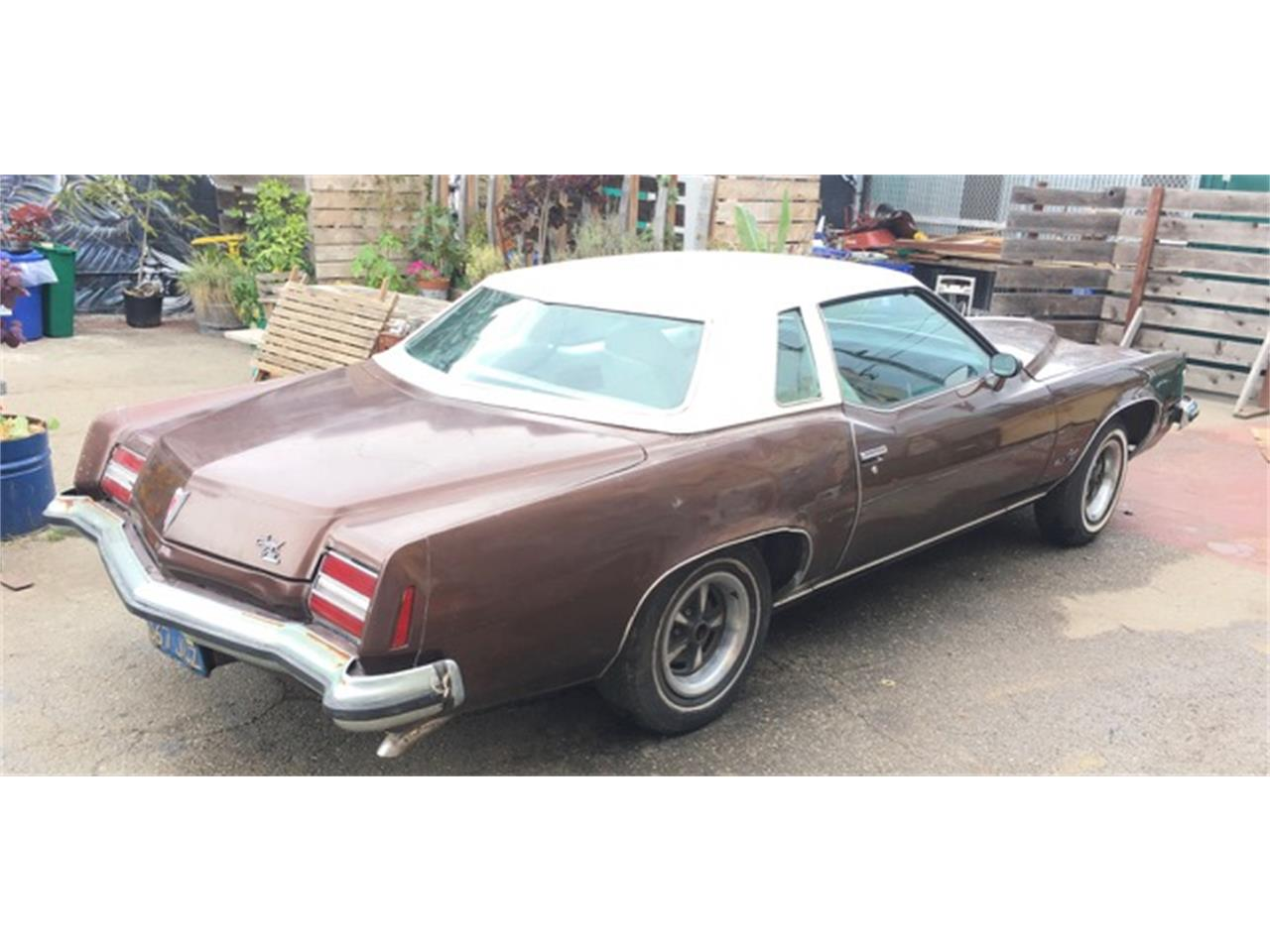 Large Picture of '73 Grand Prix - $3,900.00 Offered by Classic Cars West - Q5FN