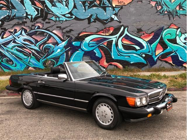 Picture of '88 Mercedes-Benz 560SL located in Los Angeles California - $18,750.00 Offered by  - Q64E