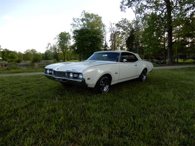 Picture of 1969 Oldsmobile Cutlass located in Harvey Louisiana Auction Vehicle Offered by  - QD06