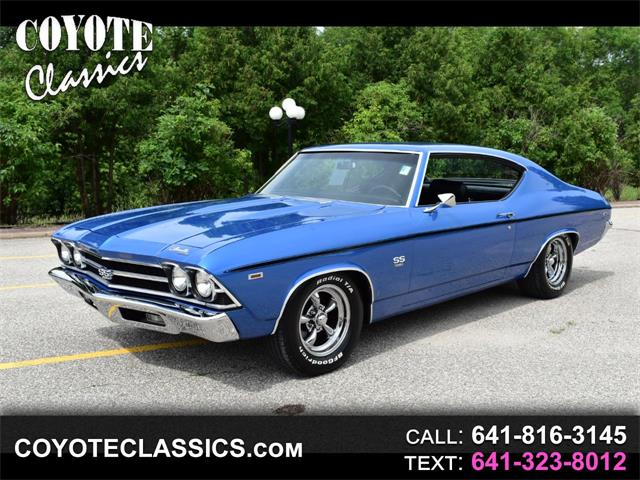 Picture of '69 Chevelle Malibu SS - QD07