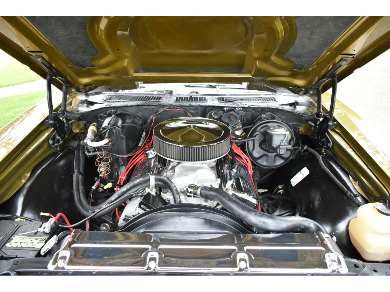 Large Picture of Classic 1972 Chevrolet Chevelle Malibu SS - $37,995.00 Offered by Coyote Classics - QD08