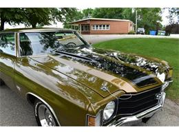 Picture of Classic 1972 Chevrolet Chevelle Malibu SS located in Greene Iowa - $37,995.00 Offered by Coyote Classics - QD08