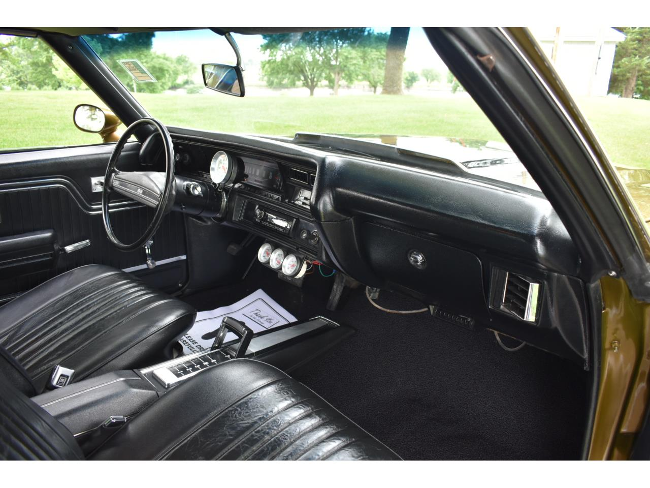 Large Picture of '72 Chevelle Malibu SS located in Iowa - $37,995.00 Offered by Coyote Classics - QD08