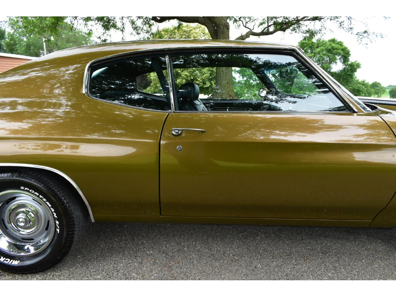 Large Picture of Classic 1972 Chevrolet Chevelle Malibu SS - $37,995.00 - QD08