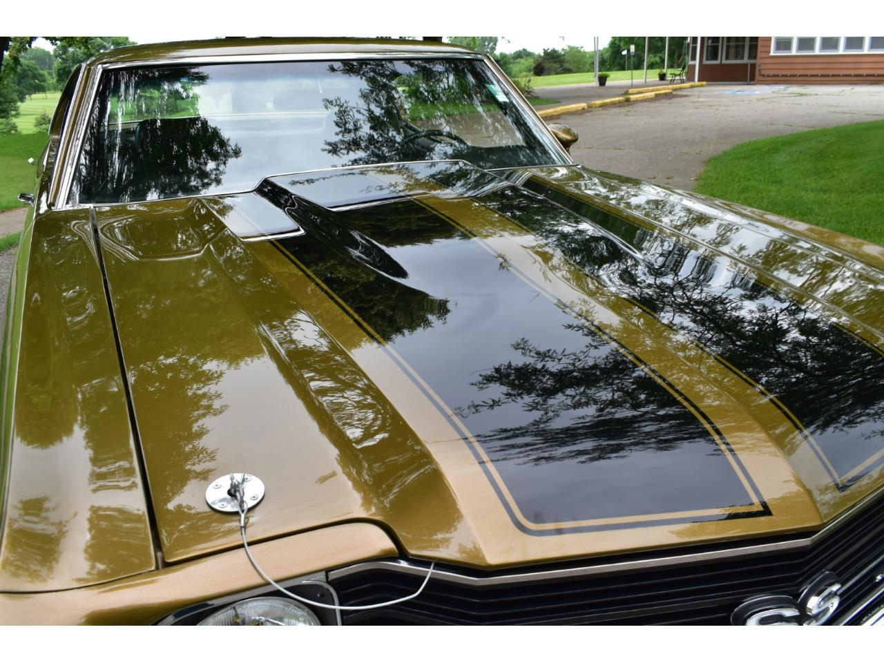 Large Picture of 1972 Chevelle Malibu SS located in Greene Iowa Offered by Coyote Classics - QD08