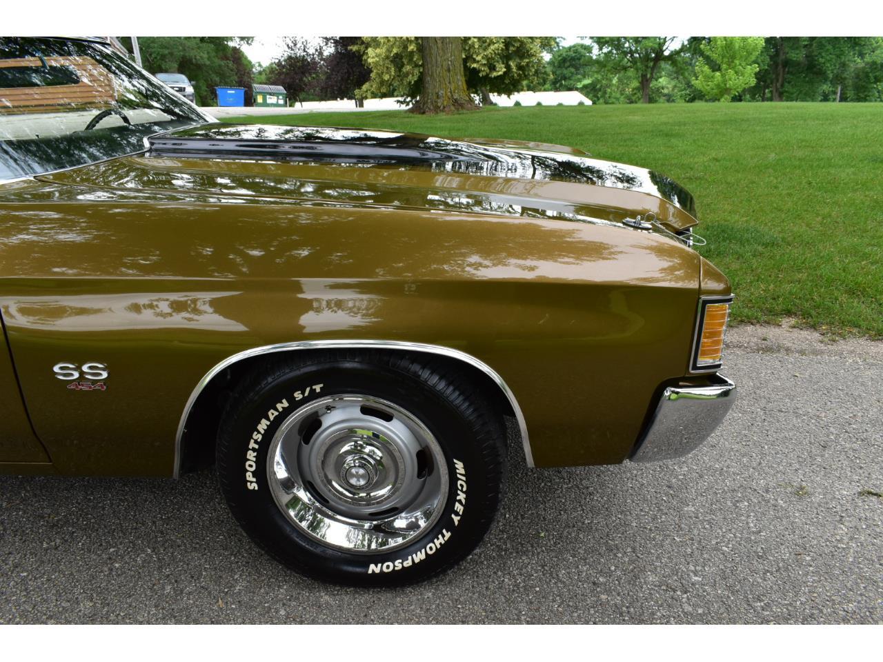 Large Picture of Classic 1972 Chevrolet Chevelle Malibu SS located in Iowa - $37,995.00 - QD08
