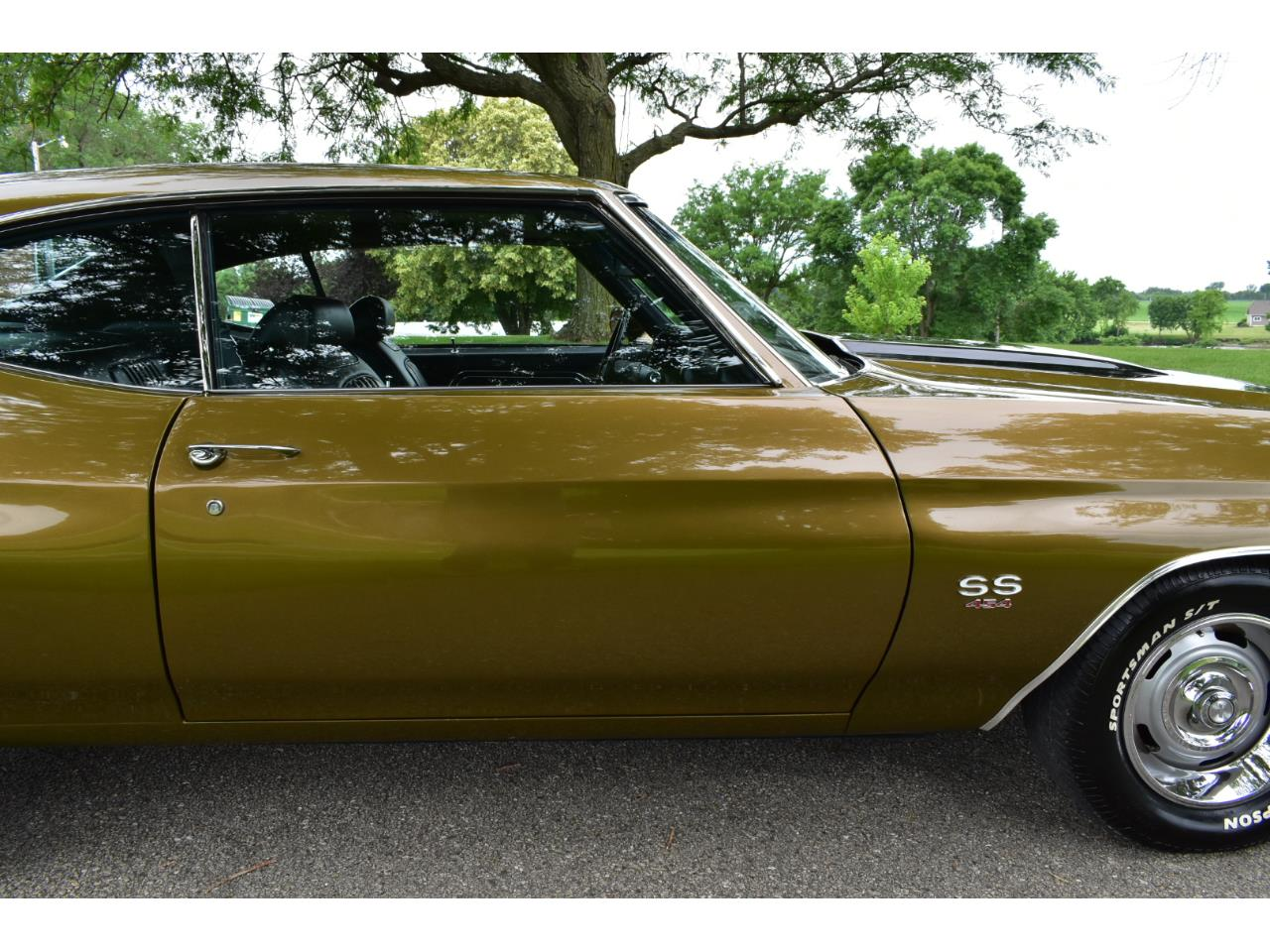 Large Picture of '72 Chevrolet Chevelle Malibu SS located in Iowa - $37,995.00 - QD08
