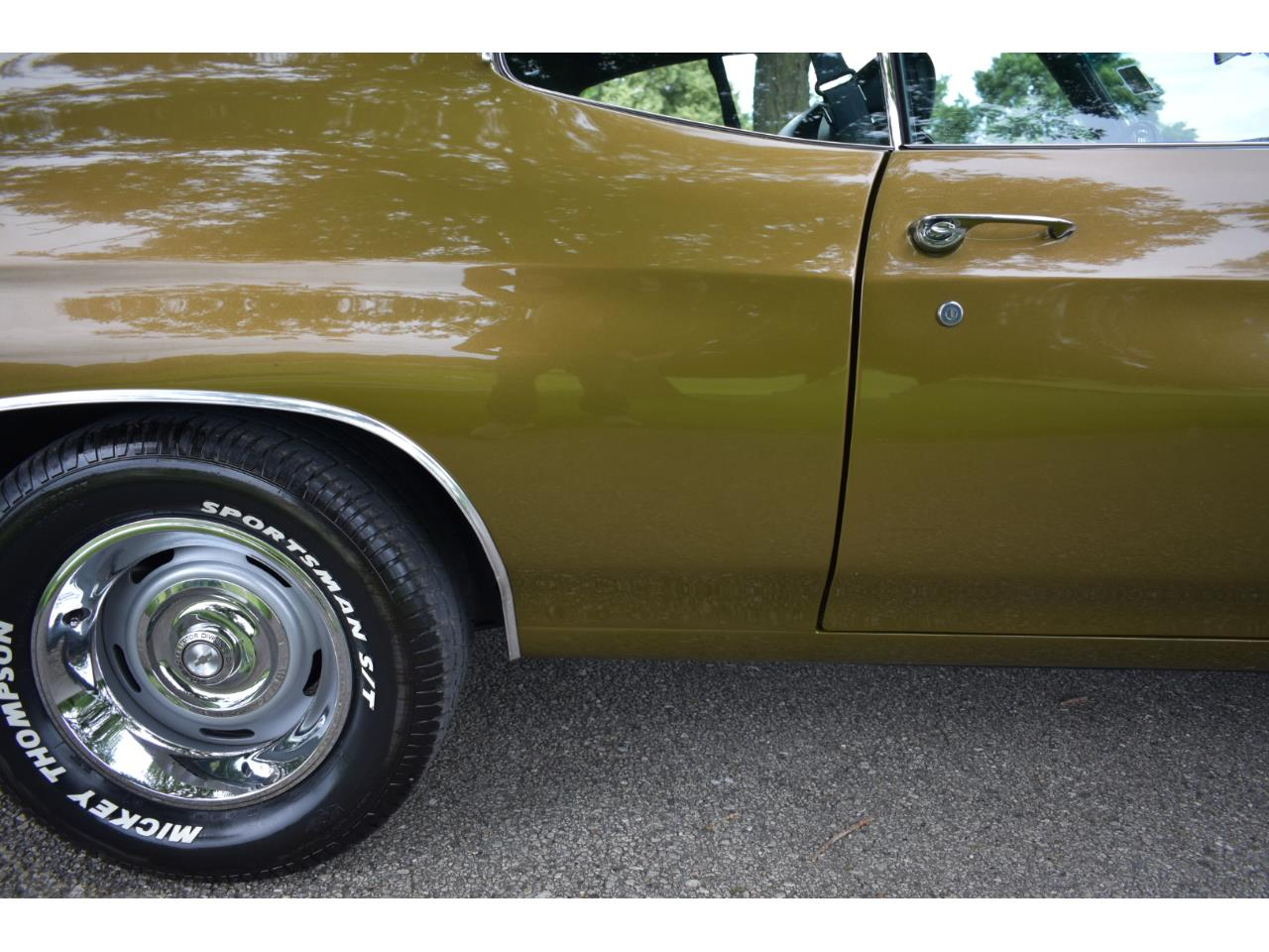 Large Picture of Classic 1972 Chevrolet Chevelle Malibu SS - QD08