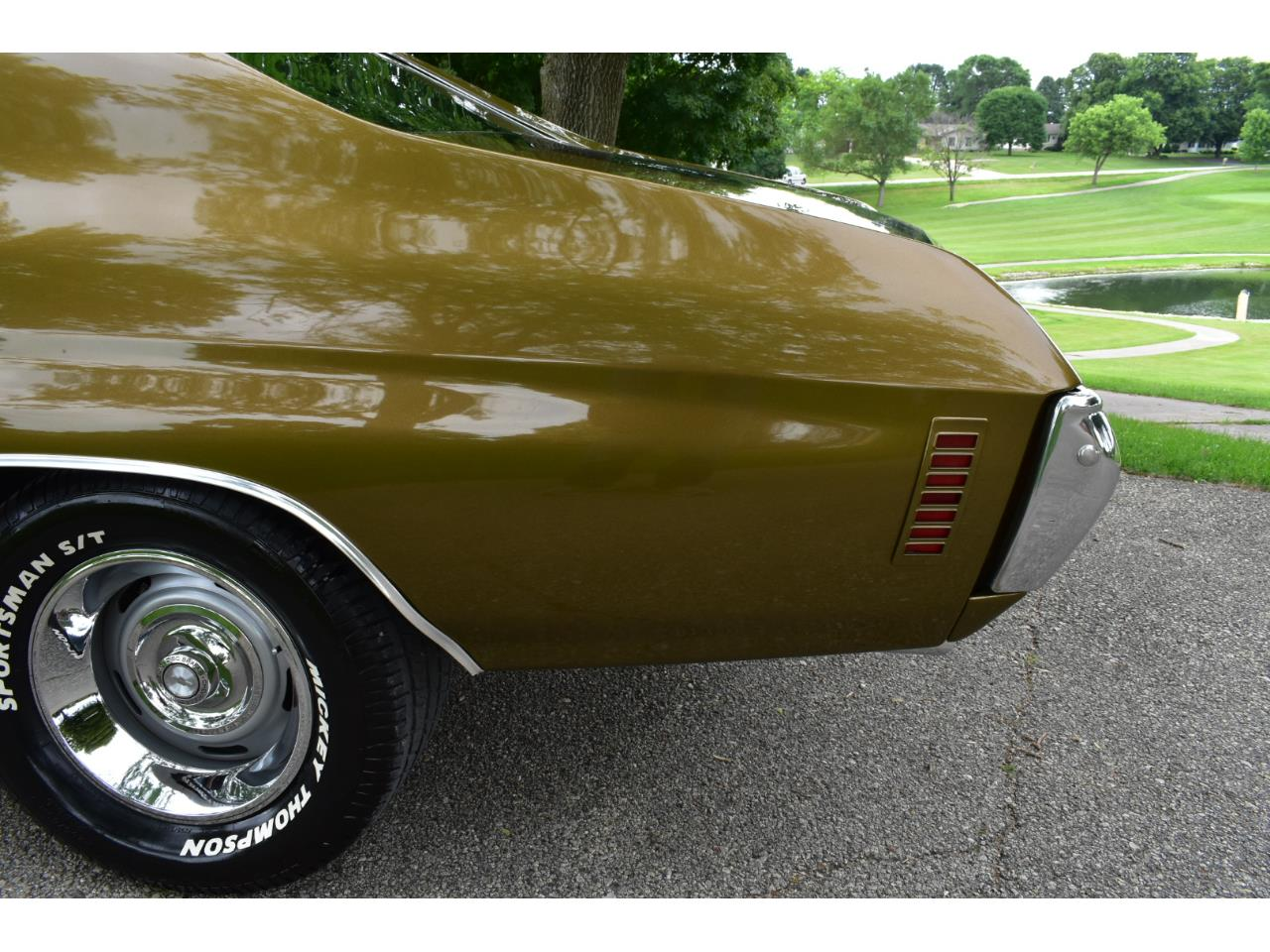 Large Picture of '72 Chevrolet Chevelle Malibu SS - $37,995.00 Offered by Coyote Classics - QD08