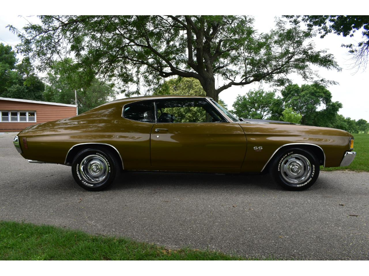 Large Picture of Classic '72 Chevrolet Chevelle Malibu SS - QD08