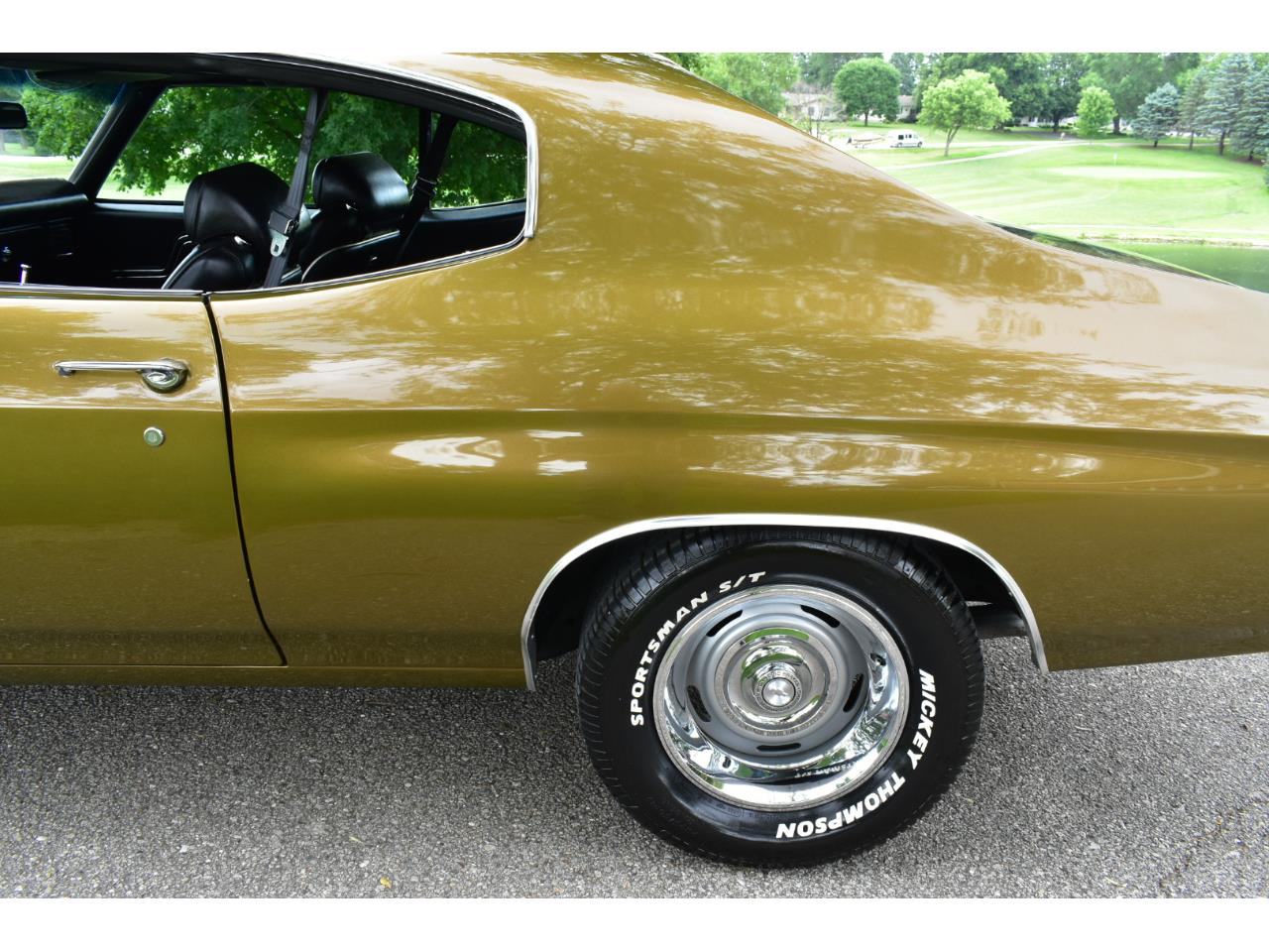 Large Picture of 1972 Chevrolet Chevelle Malibu SS located in Iowa Offered by Coyote Classics - QD08